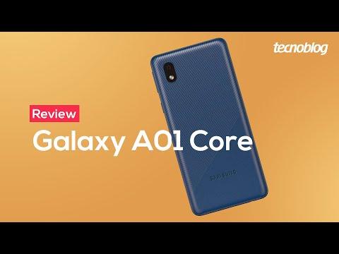 Samsung Galaxy A01 Core - Review Tecnoblog