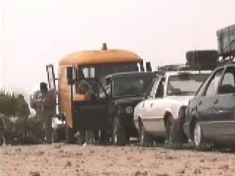 Western Sahara - Dakhla Military Convoy - Travel - Jim Rogers World Adventure