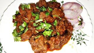 Spicy Mutton Liver Fry/ Mutton Liver Dry Gravy / Eeral Masala