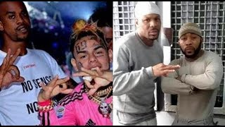 Fu Banga Call From Feds Treyway Shotti Snitching & Got Beat Up..DA PRODUCT DVD