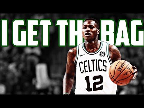 """Terry Rozier """"I Get The Bag"""" Celtics Mix"""