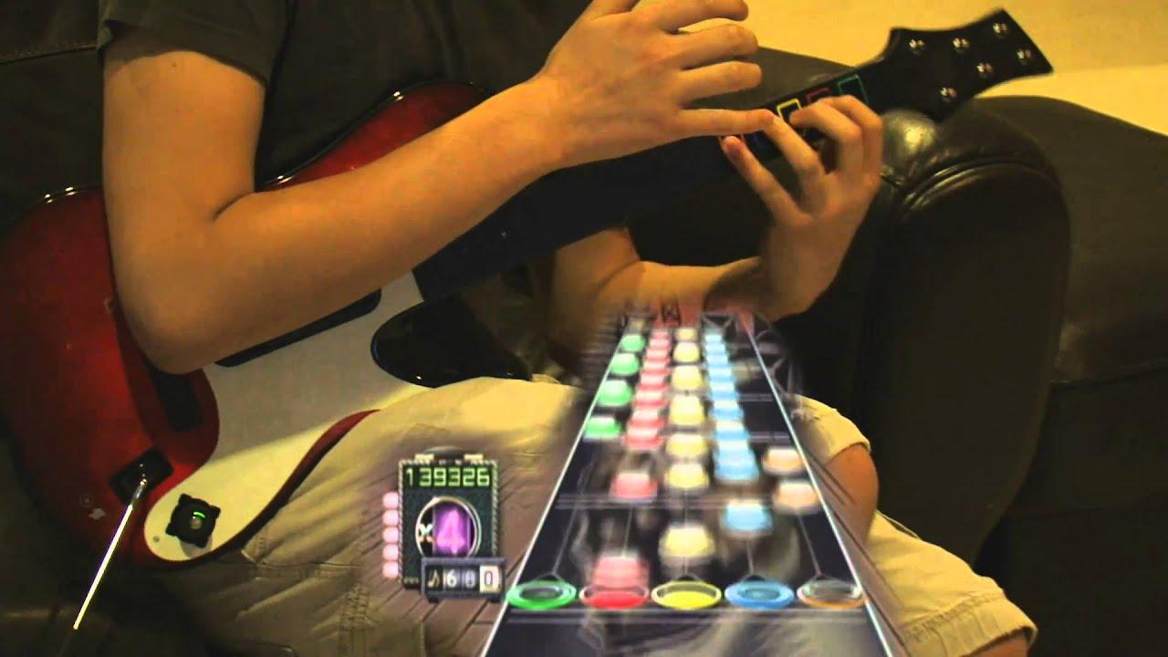 Soulless 3 solo 100 fc guitar hero hd youtube - Guitar hero 3 hd ...