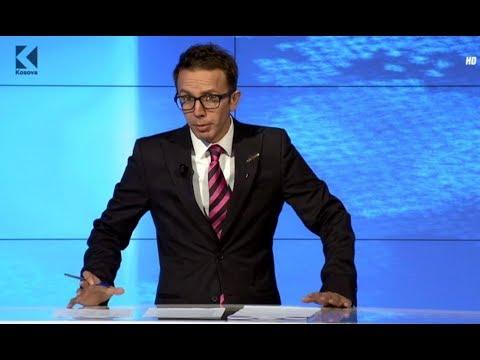 Lajmet 20:00 - 25.05.2018 - Klan Kosova
