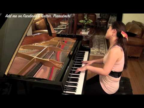 @Akon - Angel ♡ @Pianistmiri ♧ Official Music Video Piano Cover with Lyrics