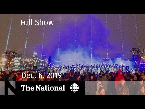The National For Friday, Dec. 6 — 30 Years After The Montreal Massacre
