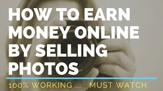 In this video you will see how to earn money online by selling photos is me bataya gya hai ki aap apne smartphone ke through foap apps ka use krke pics...