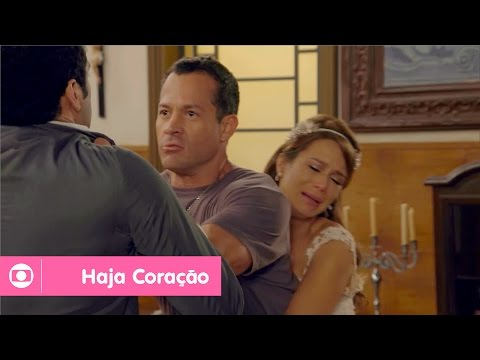 Haja Coração: capítulo 130 da novela, terça, 1 de novembro, na Globo