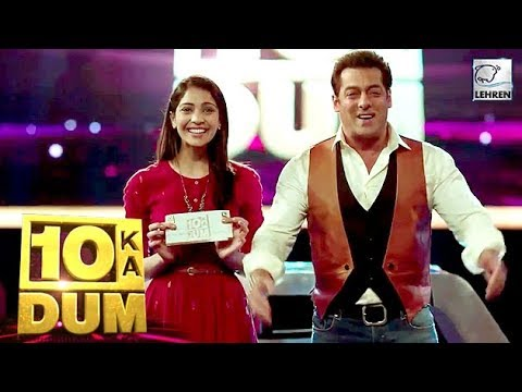 10 Ka Dum PROMO: Salman Khan Is BACK With...