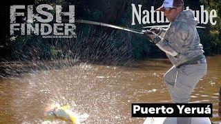 FISH FINDER -  Pesca de Dorados Puerto Yeruá. Entre Rios