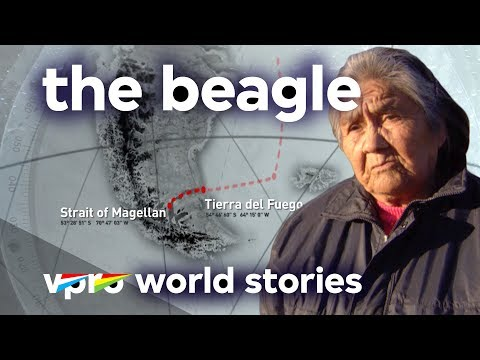 The last Yagan Indian - The Beagle