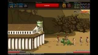 Эпоха войны 2 (Age of War 2), ВИДЕООБЗОР, Tower Defense