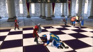 Battle Chess: Game of Kings - Hardcore Pawn