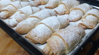 Tam Ölçülü Kıyır Kıyır ELMALI KURABİYE Tarifi/kolay Elmalı kurabiye/Seval Mutfakta