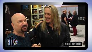 Nicko McBrain 2016 Interview