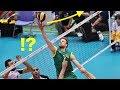 【バレーボール】セッターのトスが予想外すぎる!相手を欺くスーパープレイ【スポーツ】Volleyball - Fantastic Sets