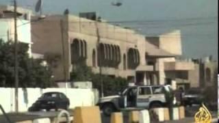 اشتباكات داخل مديرية مكافحة الإرهاب العراقية