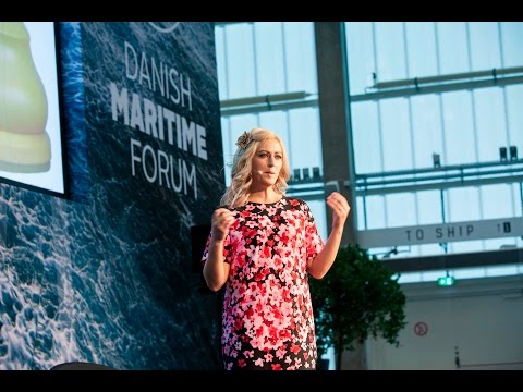 Danish Maritime Forum 2016 - How to Think Like a Futurist