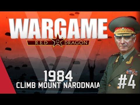 Wargame: Red Dragon Campaign - Climb Mount Narodnaya (1984) #4