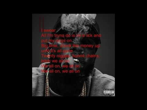 Tory Lanez X A$AP Ferg - Bal Harbour - Lyric Video