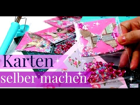 basteln diy deutsch sch ttelkarten anleitung 9999 dinge diy basteln trends youtube. Black Bedroom Furniture Sets. Home Design Ideas