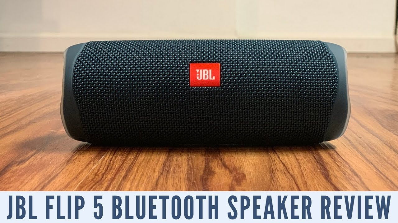 JBL Flip 5 Bluetooth Speaker Review