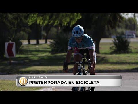 LUCAS VILAR SE PREPARA PARA EL ARGENTINO DE CICLISMO