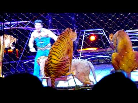 Ringling Brothers Circus 10-23-14 Cleveland