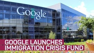 Google raising $4 million for immigrants caught up in Trump's ban (CNET News)