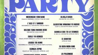 Orchestre Vox Africa - Aladji Baba ( Sam Mangwana, Papa Noel, Jeannot Bombenga) 1968