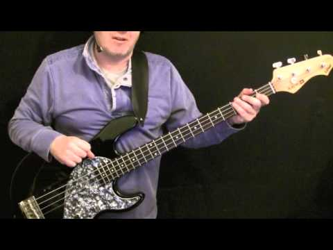 How To Play Bass To The Joker