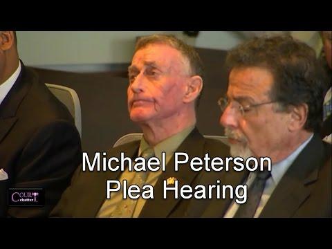 Michael Peterson Plea Hearing 022417