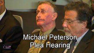 Michael Peterson Plea Hearing 02/24/17
