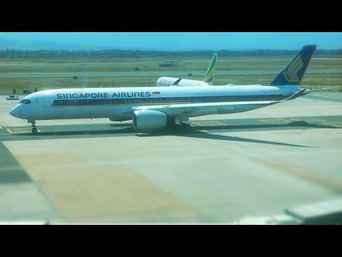 Plane Spotting at Cape Town International Airport - December 2016 - Part 1