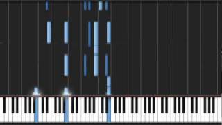 Repeat youtube video Tabi No Tochuu - Spice and Wolf OP (Piano Transcription)