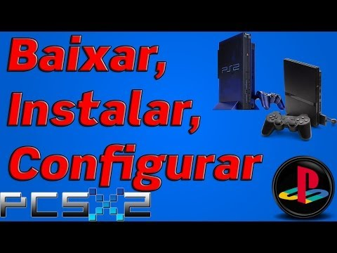 Tutorial - Baixar, Instalar e Configurar PCSX2 1.2.1 r5875