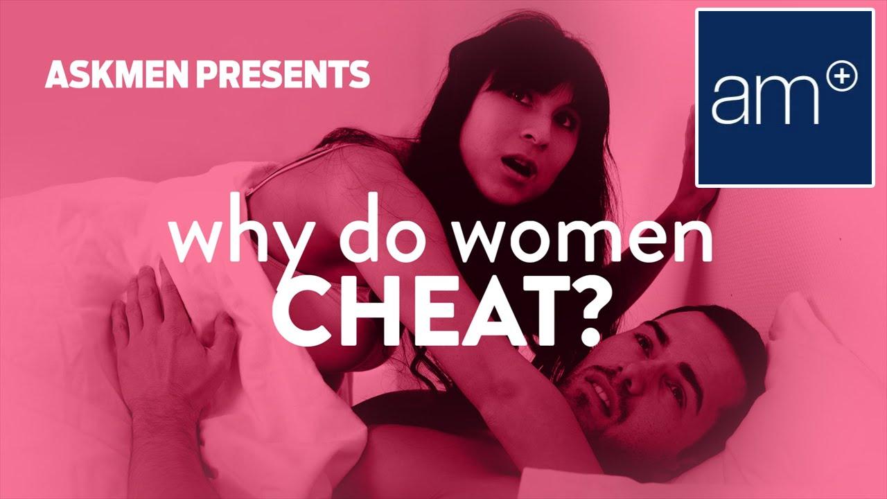 how do women cheat