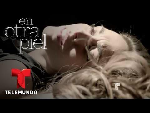 En Otra Piel | Laura Flores y María Elisa Camargo | Telemundo Novelas