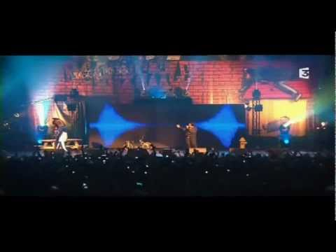 "Snoop Dogg & Lady of Rage ""G-Funk Intro"" Live @ le Zénith, Paris, France, 07-04-2011 Pt.1"