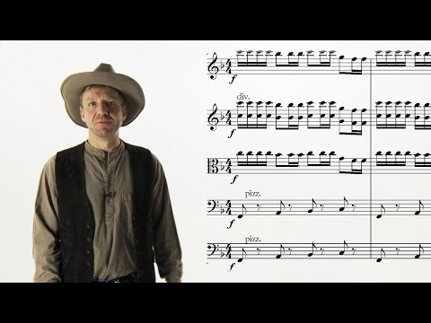 Listening Guide: Copland's Billy the Kid