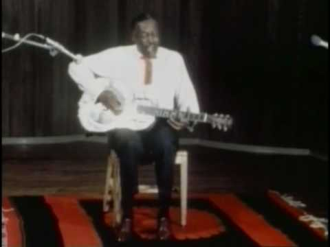 Death Letter Blues Performed By Son House