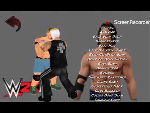 WWE 2K17 MOD V 2 WR3D With new in game texts!!! Free