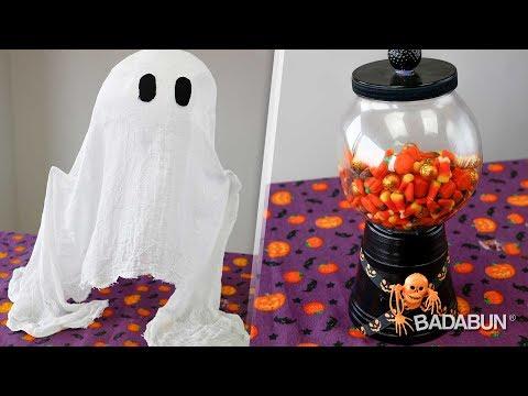 7 Geniales decoraciones para Halloween