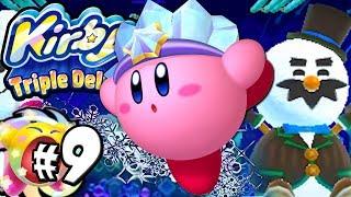 Kirby Triple Deluxe: Snowman