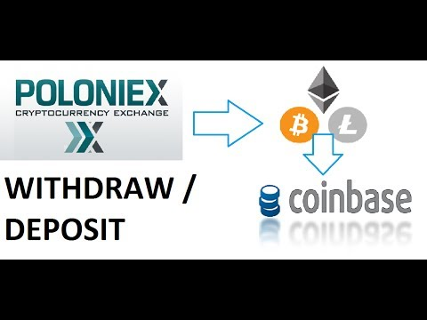Getting The Coinbase To Poloniex To Work