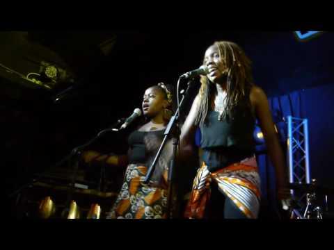 CHIMOIO performing Makoti (African Wedding Song) at Hootenanny in Brixton, London