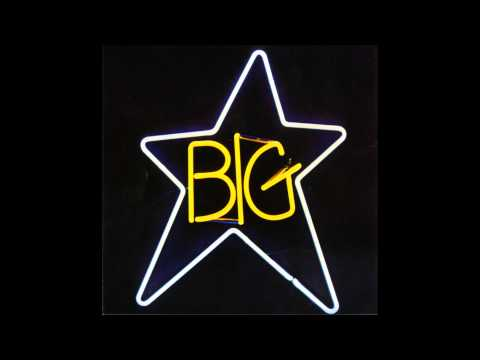 Big Star - In The Street (Alternate single mix)