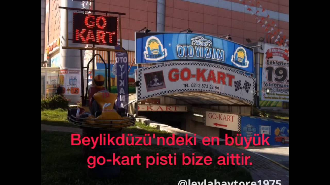 kart over marka Go Kart Marka City Beylikdüzü   YouTube kart over marka