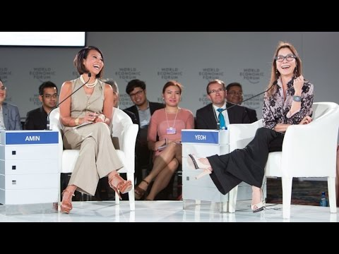 ASEAN 2016 - An Insight, an Idea with Michelle Yeoh