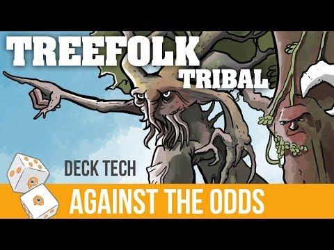 Against the Odds: Modern Treefolk Tribal (Deck Tech)