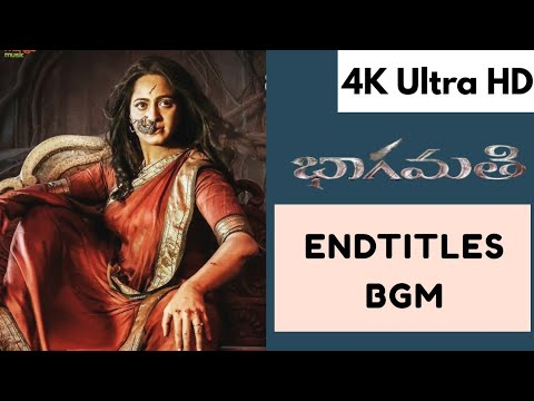 Bhaagamathie End Titles BGM (SS Thaman)
